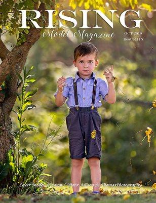 Rising Model Magazine Issue #115