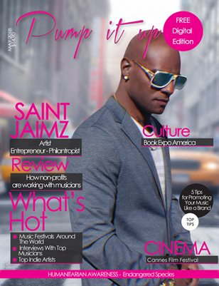 Pump it up Magazine | May 2018