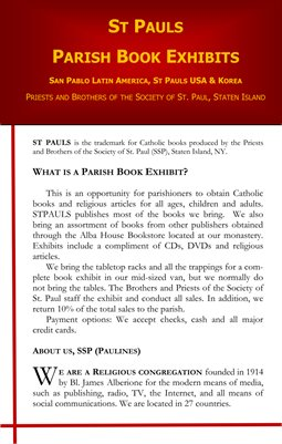 Parish Book Expo