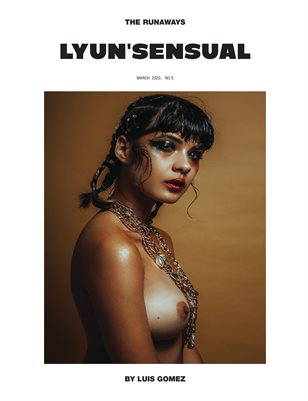 LYUN SENSUAL ISSUE No.5 (VOL No.2) C3
