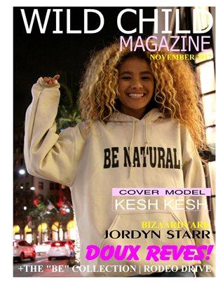 Wild Child Magazine November 2017
