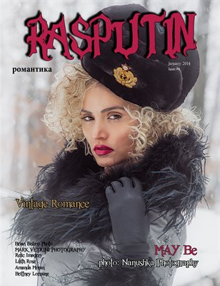 Rasputin Magazine Vintage Romance Issue March 2014