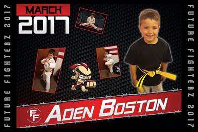 Aden Boston Cal Poster 2017