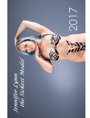 Jennifer Lynn 2017 Calendar