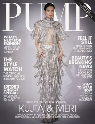 PUMP Magazine | The Fashion Issue | Vol.4 | 03/2021