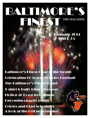 January 2014 Issue #5