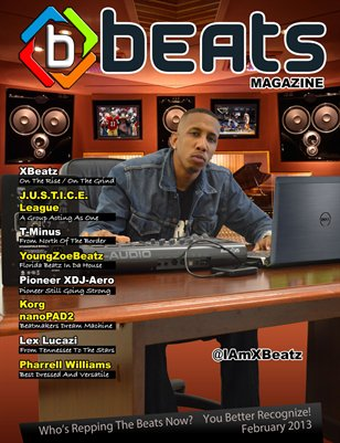 Beats Magazine Feb 2013