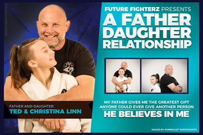 The Linn's Father Daughter Poster