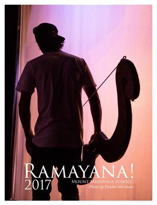 Ramayana! 2017 Magazine