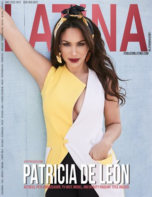 LATINA Magazine - PATRICIA DE LEON - Issue #57 - May/2020
