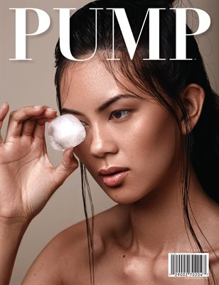 PUMP Magazine - The Beauty Editorial Edition Vol. 2 August 2017
