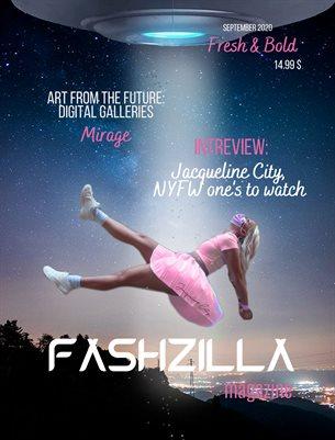 Fashzilla, September 2020