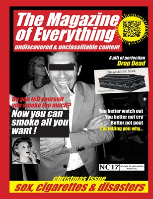 The Magazine of everything xmas special Issue