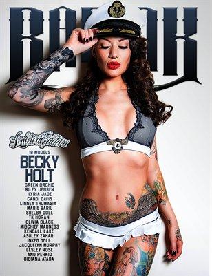 Rad Ink Magazine - Limited Edition Issue