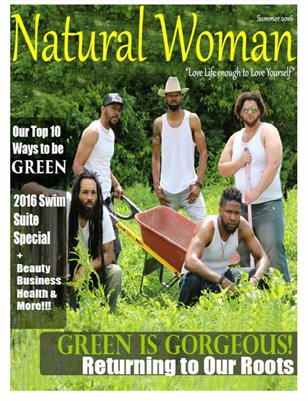 Natural Woman Magazine Summer 2016 Double Cover