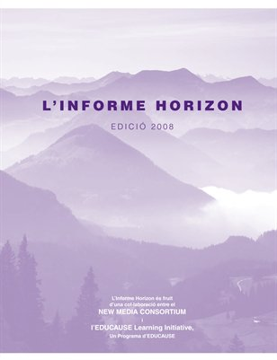 L'Informe Horizon 2008 (Catalan)