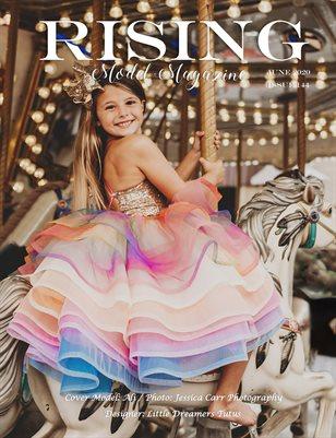 Rising Model Magazine Issue #144