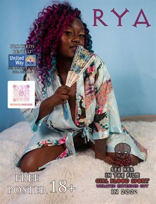 Rya - Sexy Big & Beautiful Black Girl Blood Sport Babe   Bad Girls Club