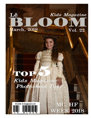 Le Bloom Kids Magazine Vol. 22