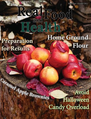 Real Food and Health September/October 2015
