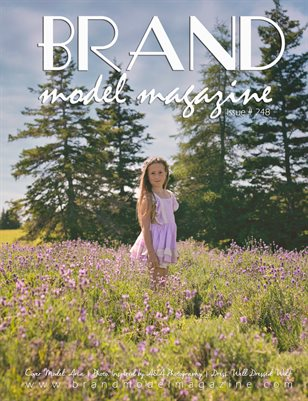 Brand Model Magazine  Issue # 248