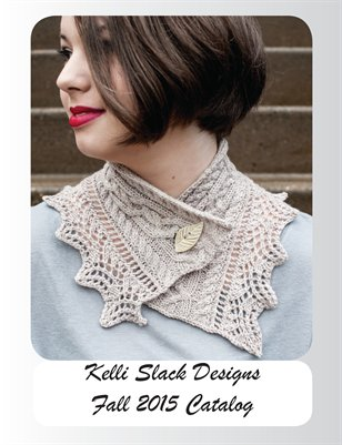 Kelli Slack Designs Fall 2015 Wholesale Catalog