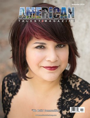American Talent Magazine November 2016 Edition