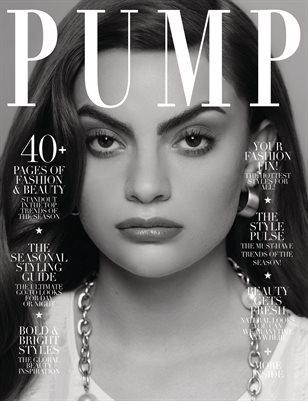 PUMP Magazine - Ultimate Fashion Fix - Vol.1