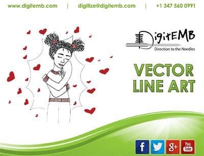 Vector Line Art
