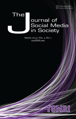The Journal of Social Media in Society Vol. 3 No. 1