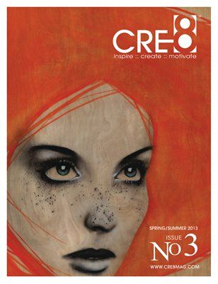 Cre8 Magazine Issue #3