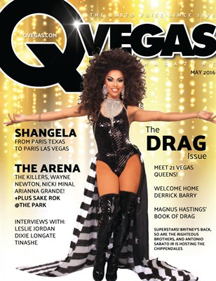 QVegas Special Edition | The Drag Directory | May 2016