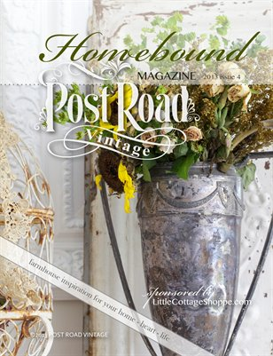 2013 Issue 4 Homebound Magazine Fall
