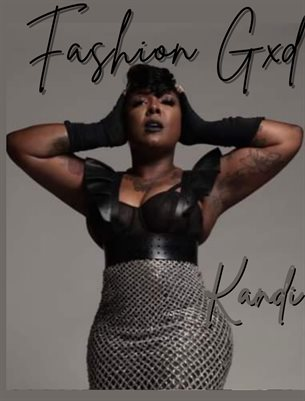 "Fashion Gxd Magazine  ""Kandice Standifer"""