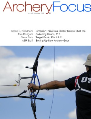 Archery Focus Magazine Volume 14 No 6