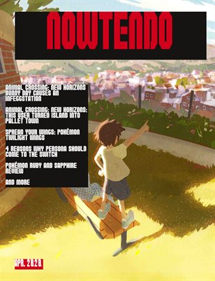 Spread Your Wings - Nowtendo Magazine #2