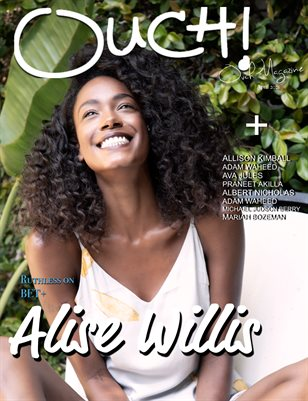 OUCH MAGAZINE-ALISE WILLIS-APRIL 2021
