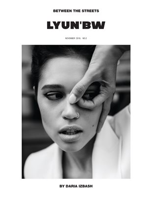 LYUN Black&White No.2 (VOL No.2) C1