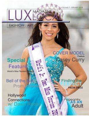 LUX Local Magazine Vol 7