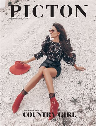 Picton Magazine SEPTEMBER  2019 N246 Cover 1