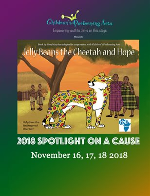 2018 Children's Performing Arts - Jelly Beans the Cheetah and Hope