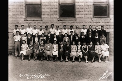 Class of 1933 Heath High School