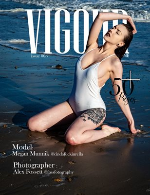 Vigour Magazine August Edition Issue 3