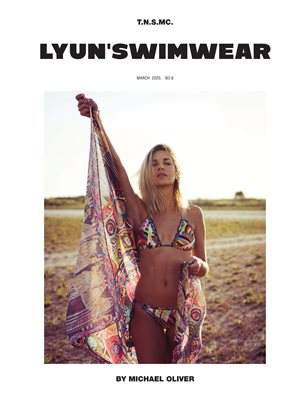LYUN Swimwear No.6 (VOL No.1) C3