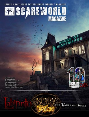 Scareworld Issue 10