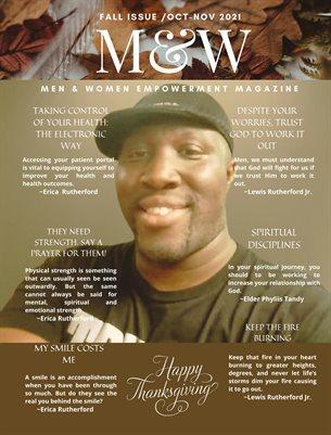 M&W Magazine  ~ Issue 5