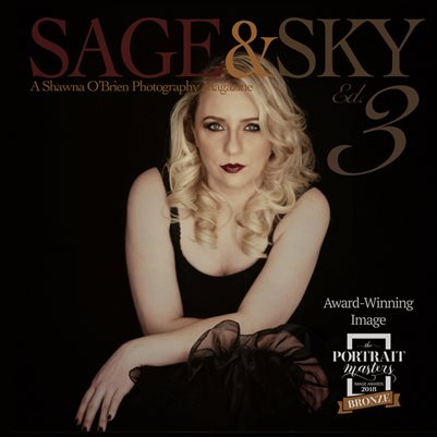 Edition 3 - SAGE&SKY, A Shawna O'Brien Photography Magazine