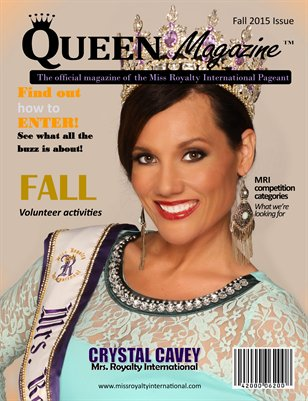 2015 Fall QUEEN Magazine
