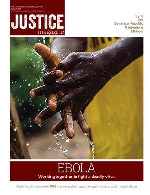 Justice Magazine: The Catholic Social Justice Quarterly - Autumn 2014