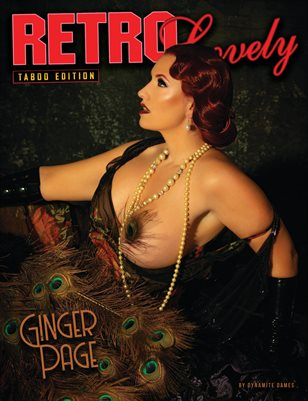 Taboo Edition No. 43 – Ginger Page Cover